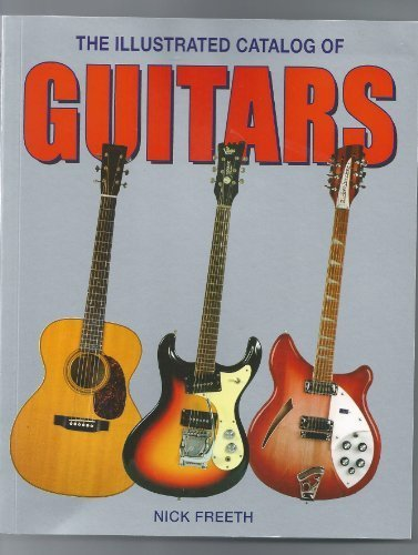 9780681833470: The Illustrated Catalog of Guitars
