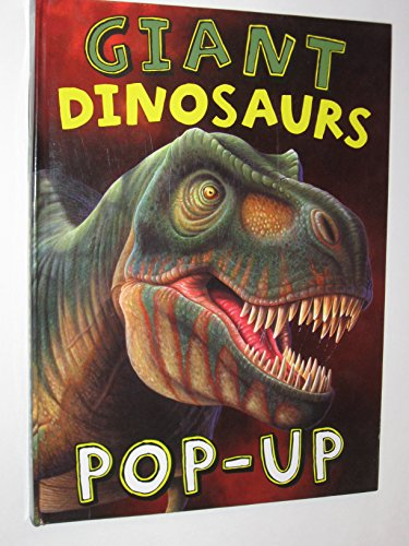 9780681848702: Giant Dinosaurs Pop-Up