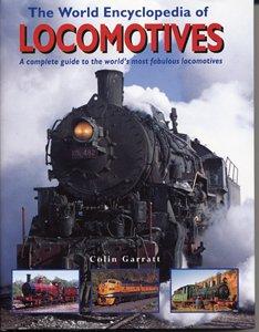 The World Encyclopedia of Locomotives: Colin Garratt