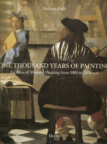 9780681889293: One Thousand Years of Painting: An Atlas of Western Painting from 1000 to 2000 A.D.