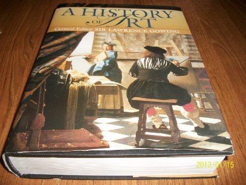 9780681889521: A History of Art