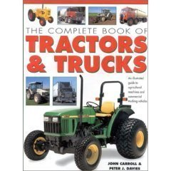 9780681890176: The Complete Book of Tractors & Trucks