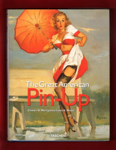 9780681891036: The Great American Pin-Up (English, German and French Edition) by