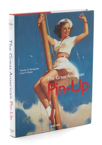 9780681891036: The Great American Pin-Up (English, German and French Edition)