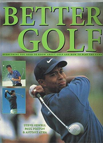 9780681924000: Better Golf