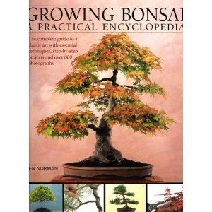 9780681949850: GROWING BONSAI A Practical Encyclopedia