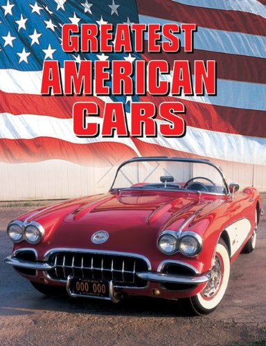 9780681958524: Greatest American Cars