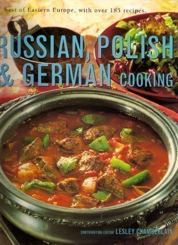 9780681970533: Russian, Polish & German Cooking