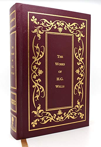 The Works of H.G. Wells (Borders Leatherbound Classics): Wells, H. G