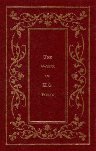 9780681980204: The Works of H.G. Wells (Borders Leatherbound Classics)
