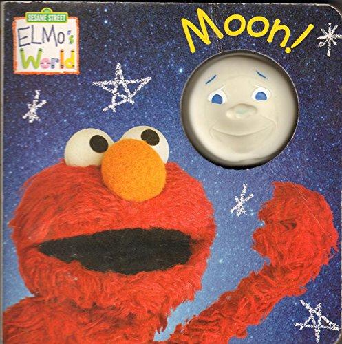 Moon! (Elmo's World) (0681991755) by Jodie Shepherd
