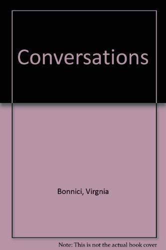Conversations: Bonnici, Virgnia