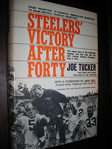 Steelers' Victory after Forty: Tucker, Joe