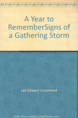 A Year to Remember, Signs of a Gathering Storm: Schottland, Leo Edward