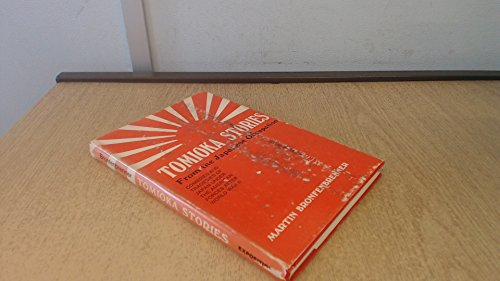 tomioka stories from the japanese occupation: bronfenbrenner. martin
