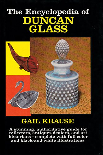 9780682485272: The Encyclopedia of Duncan Glass