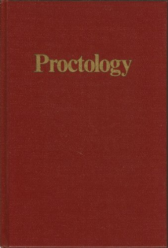 Proctology (An Exposition-university book): Keighley, Dale G
