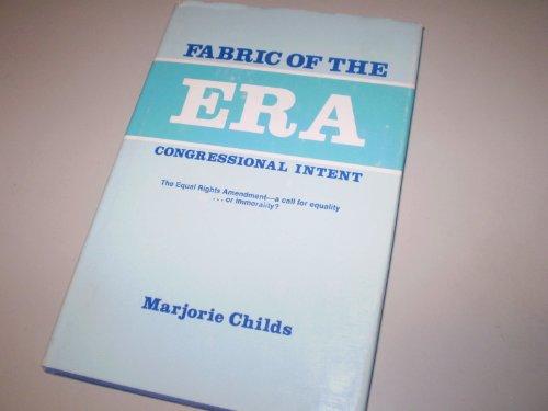 Fabric of the Era: Childs, Majorie