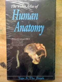 9780683000160: Video Atlas of Human Anatomy: Tape 2 the Lower Extremity (Video) [VHS]