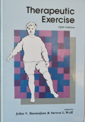 Therapeutic Exercise: Basmajian, John V.;