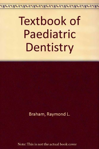 9780683010145: Textbook of Pediatric Dentistry