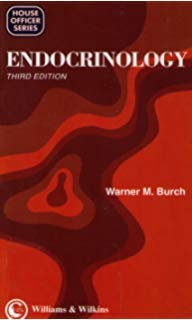 9780683011333: Endocrinology for the House Officer (House Officer Series)