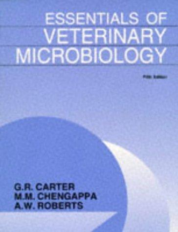 9780683014730: Essentials of Veterinary Microbiology