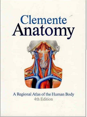 9780683017335: Anatomy: A Regional Atlas of the Human Body
