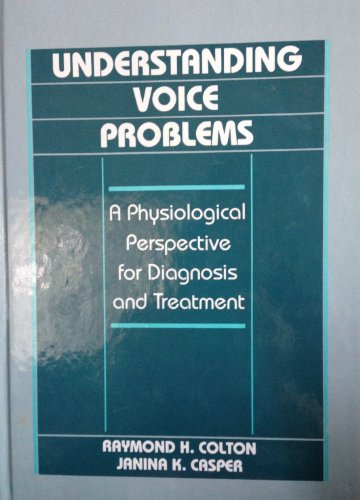 9780683020588: Understanding Voice Problems
