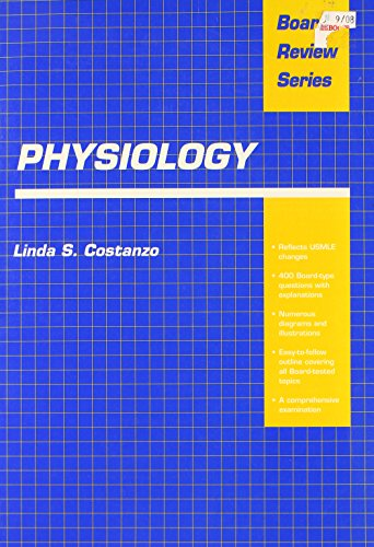 9780683021349: Physiology (Board Review)