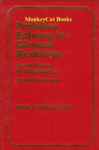 9780683022520: Problem Solving in Clinical Medicine: From Data to Diagnosis