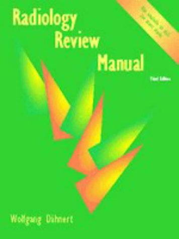 9780683023381: Radiology Review Manual