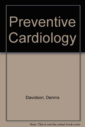 9780683023503: Preventive Cardiology