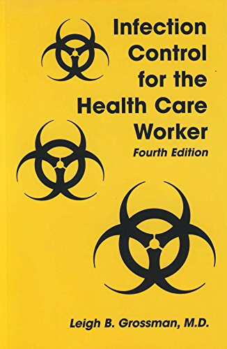 9780683026085: Infection Control for the Health Care Worker