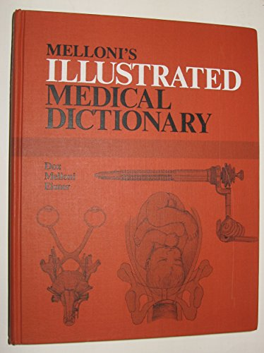 9780683026429: Melloni's Illustrated Medical Dictionary