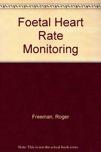 9780683033786: Fetal Heart Rate Monitoring