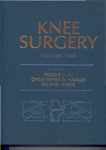 9780683033892: Knee Surgery (Two-Volume Set)