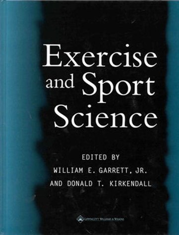 9780683034219: Exercise and Sport Science
