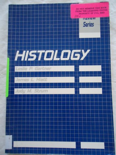 9780683034349: Histology (Board Review Series)