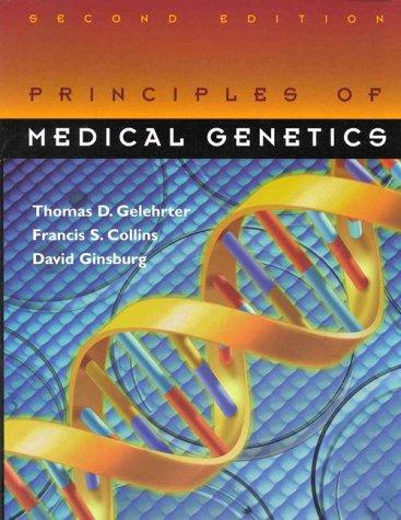 9780683034455: Principles of Medical Genetics