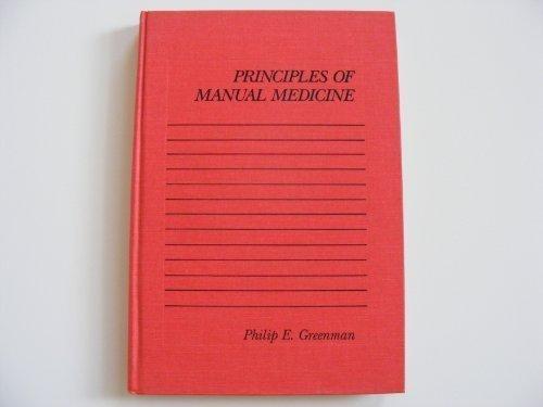 9780683035568: Principles of Manual Medicine