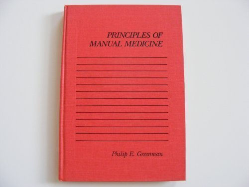 9780683035568: Principles of Manual Medicine