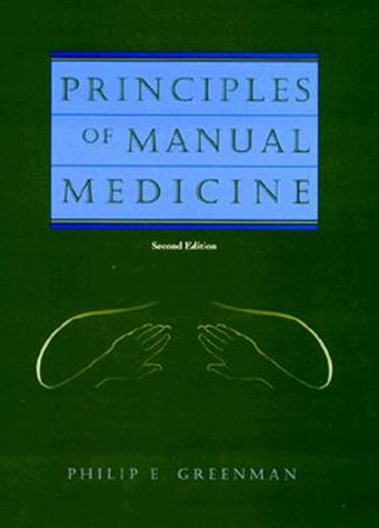 9780683035582: Principles of Manual Medicine