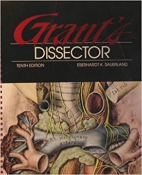 9780683037074: Grant's Dissector Tenth edition
