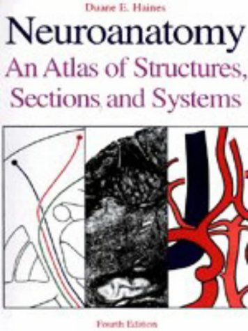 Neuroanatomy An Atlas of Structures Sections and Systems