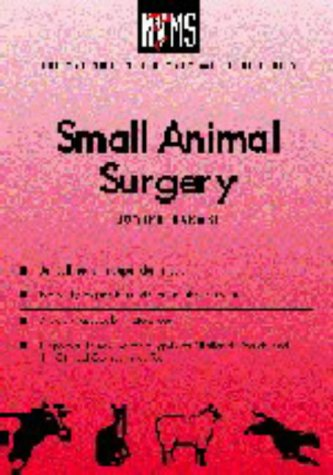 9780683039108: Nvms Small Animal Surgery (National Veterinary Medical Series for Independent Study)