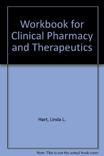 9780683039368: Workbook for Clinical Pharmacy and Therapeutics