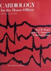 9780683039474: Cardiology for the House Officer (House officer series)
