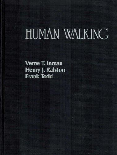 9780683043488: Human Walking
