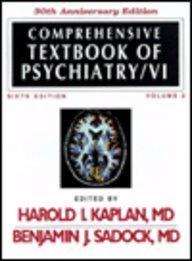 Comprehensive Textbook of Psychiatry/VI/30th Anniversary (Vol.1): Harold I. Kaplan;